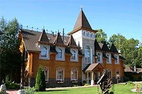 Гостиница Русский дворик Сергиев Посад
