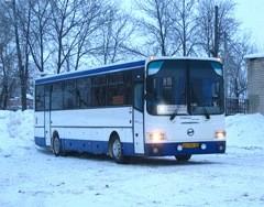 автобус Сергиев Посад - Переславль Залесский
