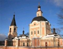 Успенский храм Сергиев Посад
