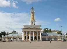 Кострома Сергиев Посад