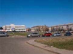 Сергиев Посад площадь