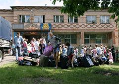 лагерь Березка Сергиев Посад
