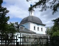 храм Вознесения Сергиев Посад