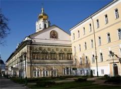 Духовная академия Сергиев Посад