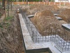 строительство фундамента Сергиев Посад