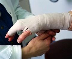 Травмы на природе - первая помощь