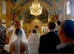 венчание в Сергиевом Посаде
