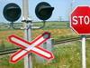 В Сергиево-Посадском районе поезд столкнулся с фурой (ВИДЕО)