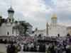 В торжествах в Сергиевом Посаде участвовало около ста тысяч человек