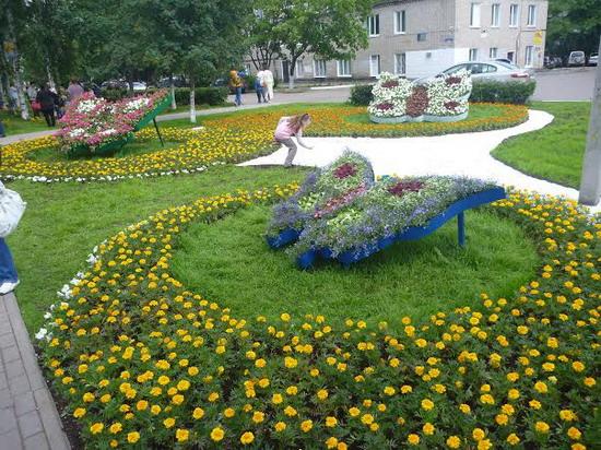 Фестиваль цветов, Сергиев Посад, ГАТН