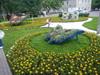 ГАТН пытается сохранить преображенный после фестиваля цветов Сергиев Посад (фото)