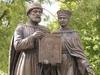В Сергиевом Посаде открылся памятник святым Петру и Февронии Муромским