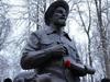 В Сергиевом Посаде открылся памятник Михаилу Пришвину