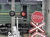 В Сергиево-Посадском районе поезд протаранил заглохшую ГАЗель, развозившую хлеб