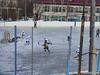 В Сергиево-Посадском районе в 2015 году появятся три новые хоккейные коробки