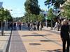 В Сергиевом Посаде дорогу перед мэрией превратили в пешеходную улицу