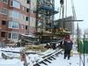 В Сергиевом Посаде ликвидирована угроза обрушения башенного крана