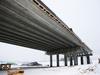 В Сергиевом Посаде в рамках строительства 1-го этапа «Западного объезда» построили мост