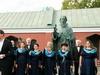 В Сергиевом Посаде презентовали новый памятник преподобному Сергию Радонежскому