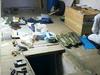 В Сергиевом Посаде в гараже найден тайник со взрывчаткой и гранатомётами