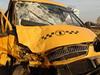 В Сергиево-Посадском районе легковушка столкнулась с маршруткой: двое погибших