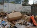 В Сергиевом Посаде компания устроила свалку прямо на улице