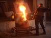 В Сергиевом Посаде фермер выжигал металл на сельхозземлях