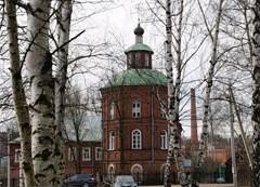 храм Архангела Михаила Сергиев Посад